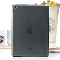 Etui Ultra Slim TPU Souple Transparente pour Apple iPad Air Gris