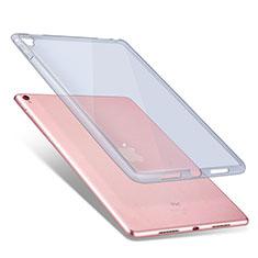 Etui Ultra Slim TPU Souple Transparente pour Apple iPad Pro 9.7 Bleu