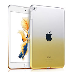 Etui Ultra Slim Transparente Souple Degrade pour Apple iPad Air 2 Jaune