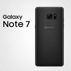 Film Protecteur Arriere B01 pour Samsung Galaxy Note 7 Clair
