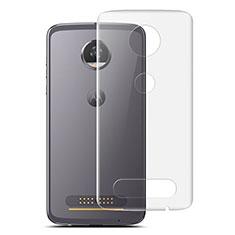 Film Protecteur Arriere pour Motorola Moto Z2 Play Clair