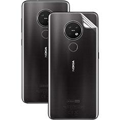 Film Protecteur Arriere pour Nokia 7.2 Clair