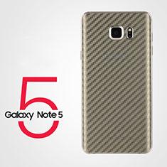 Film Protecteur Arriere pour Samsung Galaxy Note 5 N9200 N920 N920F Clair