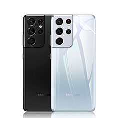 Film Protecteur Arriere pour Samsung Galaxy S21 Ultra 5G Clair