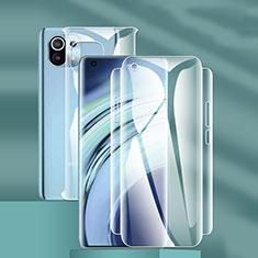 Film Protecteur d'Ecran Avant et Arriere F01 pour Xiaomi Mi 11 5G Clair
