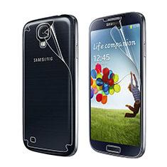 Film Protecteur d'Ecran Avant et Arriere pour Samsung Galaxy S4 i9500 i9505 Clair