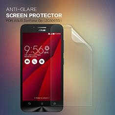 Film Protecteur d'Ecran pour Asus Zenfone Go ZC500TG Clair
