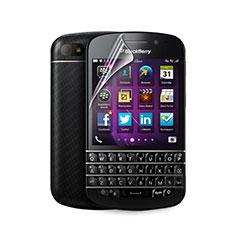 Film Protecteur d'Ecran pour Blackberry Q10 Clair