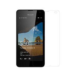 Film Protecteur d'Ecran pour Microsoft Lumia 550 Clair