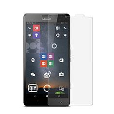 Film Protecteur d'Ecran pour Microsoft Lumia 950 XL Clair