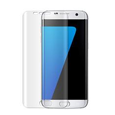 Film Protecteur d'Ecran pour Samsung Galaxy S7 Edge G935F Clair