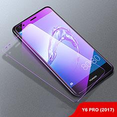 Film Protecteur d'Ecran Verre Trempe Anti-Lumiere Bleue B01 pour Huawei P9 Lite Mini Clair