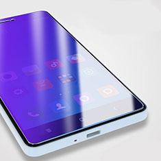 Film Protecteur d'Ecran Verre Trempe Anti-Lumiere Bleue B01 pour Xiaomi Mi 4i Bleu