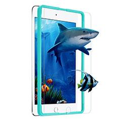 Film Protecteur d'Ecran Verre Trempe Anti-Lumiere Bleue F01 pour Apple iPad Mini 4 Bleu