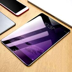 Film Protecteur d'Ecran Verre Trempe Anti-Lumiere Bleue F01 pour Apple iPad Pro 9.7 Bleu
