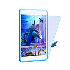 Film Protecteur d'Ecran Verre Trempe Anti-Lumiere Bleue F02 pour Apple iPad Pro 9.7 Bleu
