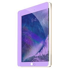 Film Protecteur d'Ecran Verre Trempe Anti-Lumiere Bleue F07 pour Apple iPad Pro 10.5 Bleu