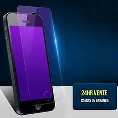 Film Protecteur d'Ecran Verre Trempe Anti-Lumiere Bleue L01 pour Apple iPhone 4 Clair