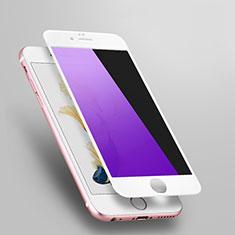 Film Protecteur d'Ecran Verre Trempe Anti-Lumiere Bleue L03 pour Apple iPhone 6 Blanc