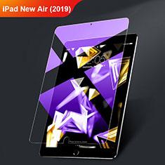 Film Protecteur d'Ecran Verre Trempe Anti-Lumiere Bleue pour Apple iPad New Air (2019) 10.5 Clair