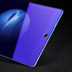 Film Protecteur d'Ecran Verre Trempe Anti-Lumiere Bleue pour Apple iPad Pro 10.5 Bleu