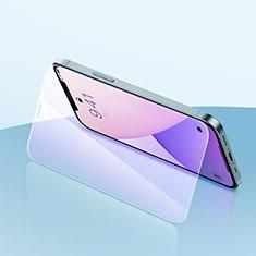Film Protecteur d'Ecran Verre Trempe Anti-Lumiere Bleue pour Apple iPhone 12 Clair