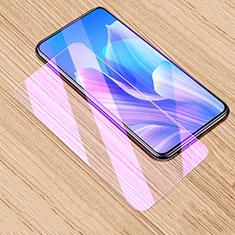 Film Protecteur d'Ecran Verre Trempe Anti-Lumiere Bleue pour Huawei Enjoy 20 Plus 5G Clair