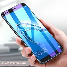 Film Protecteur d'Ecran Verre Trempe Anti-Lumiere Bleue pour Huawei Enjoy 7 Clair