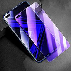 Film Protecteur d'Ecran Verre Trempe Anti-Lumiere Bleue pour Huawei Honor Play4 Pro 5G Clair