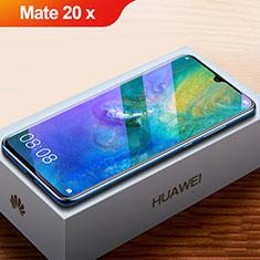 Film Protecteur d'Ecran Verre Trempe Anti-Lumiere Bleue pour Huawei Mate 20 X Clair