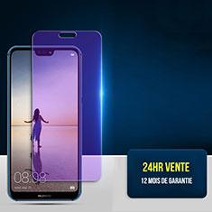 Film Protecteur d'Ecran Verre Trempe Anti-Lumiere Bleue pour Huawei Nova 3e Clair