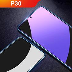 Film Protecteur d'Ecran Verre Trempe Anti-Lumiere Bleue pour Huawei P30 Clair