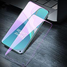 Film Protecteur d'Ecran Verre Trempe Anti-Lumiere Bleue pour OnePlus 8T 5G Clair