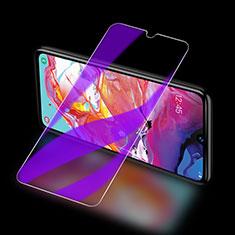 Film Protecteur d'Ecran Verre Trempe Anti-Lumiere Bleue pour Samsung Galaxy A90 5G Clair