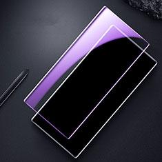 Film Protecteur d'Ecran Verre Trempe Anti-Lumiere Bleue pour Samsung Galaxy Note 10 Plus Clair