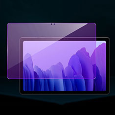 Film Protecteur d'Ecran Verre Trempe Anti-Lumiere Bleue pour Samsung Galaxy Tab A7 Wi-Fi 10.4 SM-T500 Clair