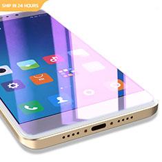 Film Protecteur d'Ecran Verre Trempe Anti-Lumiere Bleue pour Xiaomi Mi 5S Plus Bleu