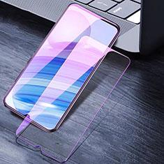Film Protecteur d'Ecran Verre Trempe Anti-Lumiere Bleue pour Xiaomi Redmi 10X Pro 5G Clair