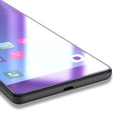 Film Protecteur d'Ecran Verre Trempe Anti-Lumiere Bleue pour Xiaomi Redmi 3 Pro Bleu