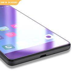 Film Protecteur d'Ecran Verre Trempe Anti-Lumiere Bleue pour Xiaomi Redmi 3S Prime Bleu