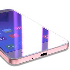 Film Protecteur d'Ecran Verre Trempe Anti-Lumiere Bleue pour Xiaomi Redmi 4A Bleu