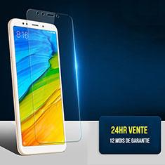 Film Protecteur d'Ecran Verre Trempe Anti-Lumiere Bleue pour Xiaomi Redmi 5 Clair