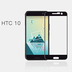 Film Protecteur d'Ecran Verre Trempe Integrale F02 pour HTC 10 One M10 Noir