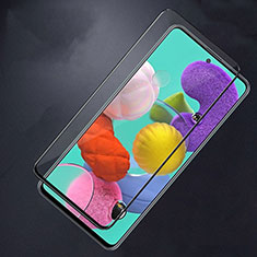 Film Protecteur d'Ecran Verre Trempe Integrale F02 pour Samsung Galaxy A51 5G Noir