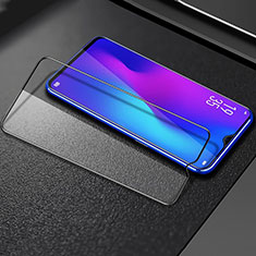 Film Protecteur d'Ecran Verre Trempe Integrale F02 pour Samsung Galaxy A70S Noir