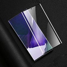 Film Protecteur d'Ecran Verre Trempe Integrale F02 pour Samsung Galaxy Note 20 Ultra 5G Noir