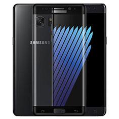 Film Protecteur d'Ecran Verre Trempe Integrale F02 pour Samsung Galaxy Note 7 Noir