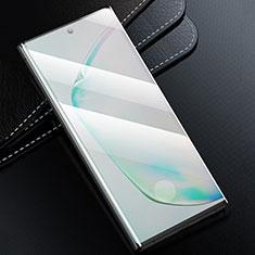 Film Protecteur d'Ecran Verre Trempe Integrale F02 pour Samsung Galaxy S20 Plus 5G Noir