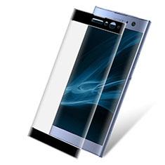 Film Protecteur d'Ecran Verre Trempe Integrale F02 pour Sony Xperia XA2 Plus Noir