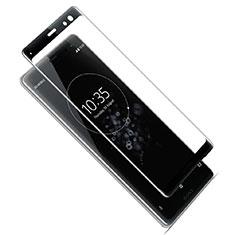 Film Protecteur d'Ecran Verre Trempe Integrale F02 pour Sony Xperia XZ3 Noir